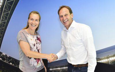 Nieuw contract bij Vitesse