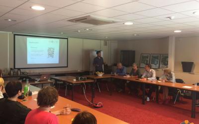 'Werken is Topsport' – Kick off met Aventus