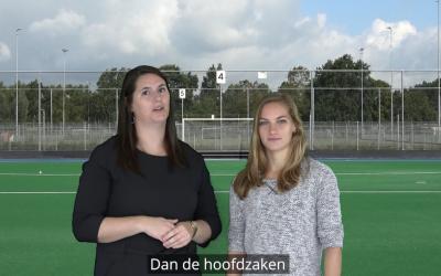 Hockeypraktijk cursus: 'optimale teamprestaties en omgaan met druk'