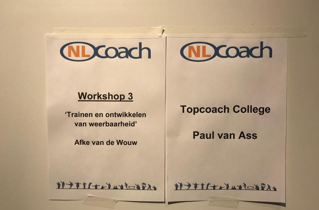 NLcoach congres 2019