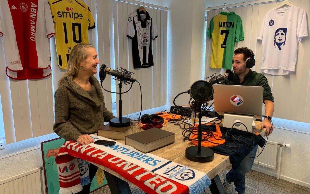 Podcast Voetbal International Afke
